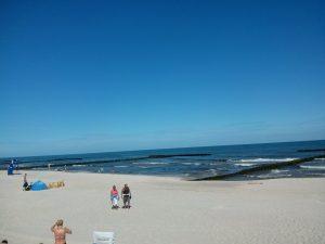 Kamera internetowa na plaży w Dźwirzynie